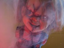 Chucky Life Size Doll prop BLANK UNPAINTED ! display mask 1:1 bride of seed RARE