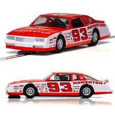 Scalextric Slot Car C3949 CHEVROLET MONTE CARLO 1986 No.93 - Rosso