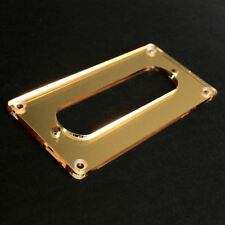 CONVERSION PICKUP MOUNTING RING Guitar Humbucker to Single Coil - GOLD MIRROR