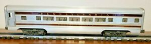 CLASSIC Lionel 2544 CONGRESSIONAL MOLLY PITCHER PASS. CAR IN FAIR CONDITION.