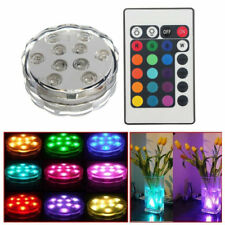 Mode SMD 3528 RGB LED Farbwechsel Kerze Lampe Glühbirne Licht mit Fernbedienung