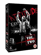 WWE . Attitude Era . Vol. 2 . Raw . Smackdown . Heat . 3 DVD . NEU . OVP