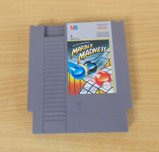 MARBLE MADNESS NINTENDO NES  CARTRIDGE ONLY TESTED  PAL A FREE P&P UK
