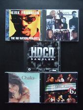 HDCD► Sammlung - Kirk Franklin - Take 6 - Chaka Chan - HD Sampler   ----------