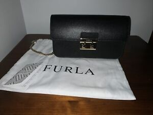 Furla Black Bag Brand New