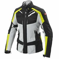 Spidi Women's 4Season H2Out Ladies Motorcycle Motorbike Textile Jacket