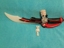 Saber Sword POWER RANGERS Mega Force w/ Key & Light & Sound