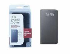 SAMSUNG Galaxy S7 SM-G930 Genuine LED VIEW Flip Cover Case EF-NG930 w/ Box NEW