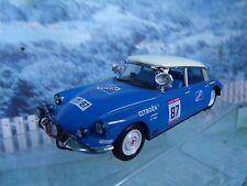 1/43 Universal Hobbies  Citroen DS 21 Rally 1968
