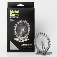 Fascinations ICONX LONDON EYE 3D Metal Earth Steel Laser Cut Model Kit ICX019