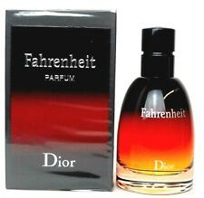 Christian Dior Fahrenheit Parfum Spray 2.5 oz./75 ml. Brand New in Sealed Box.