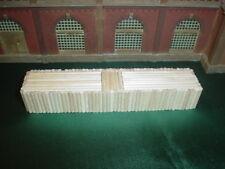 Ladegut 020 Holz braun kurz für alle Wagen sämtlicher Hersteller HO Ladegut