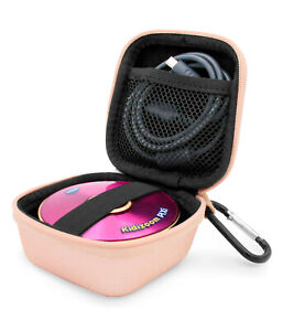 Rose Gold Camera Toy Case fits VTech Kidizoom PiXi Flip Selfie Toy Camera
