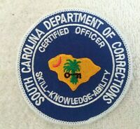 SOUTH CAROLINA DEPARTMENT OF CORRECTIONS-VINTAGE PATCH