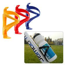 Bouteille de vélos Cyclisme Sport d'eau plastique porte-boissons Fixation rack
