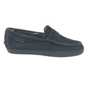 Cole Haan Grand OS Penny Loafer Lunch Shoes Mens Size 8.5 8 1/2 Black Slip On