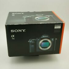 New listing Used Empty Sony A7ii Mirrorless Camera Box - Fair Condition - No Camera Included
