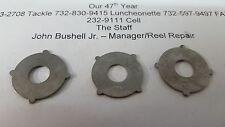 """3 Quantum Parts# Rab081-01 Drag Washer """"A"""" Fits Boca Bsp80PtsE ."""