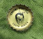 #D173. 1963/64 COCA COLA CRICKET CAP #6 GRAEME POLLOCK OF SOUTH AFRICA