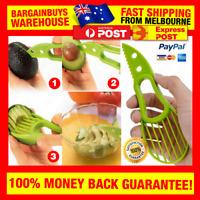 3-in-1 Avocado Tool Slicer Corer Butter Peeler Cutter Pulp Separator