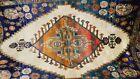 Carpet. Tapis Azerbaïdjan caucasien azéri  kilim tribal
