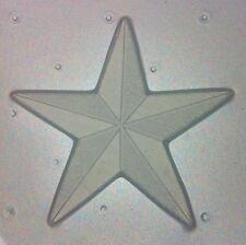 Flexible Resin Mold Nautical Star Mould Resin Supplies