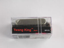DiMarzio Twang King Tele Neck Pick-up W/Raw Nickel Cover DP 172