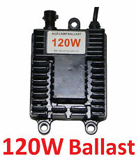 1 x 120W 12V HID Digital AC Ballast - 1yr warranty Melbourne seller