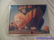 VTG Cellular One 1970s Hot Air Balloon Festival Photo Cell Phone Advertisement