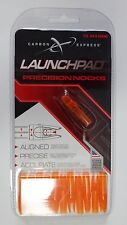 Carbon Express Nock Launchpad .244 Orange 12pcs