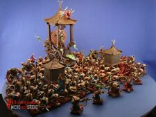Warhammer skaven oriental army unique japan or chinesse well painted by studio