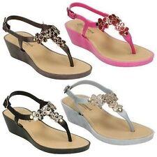 Platform & Wedge Floral Shoes for Women