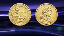 2017 ~ P&D  Sacagawea Native American Dollars  <>  Mint State BU Condition !!
