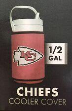 NFL Half Gallon Cooler Cover Kansas City Chiefs