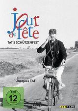 DVD TATIS SCHÜTZENFEST # Jacques Tati # KLASSIKER ++NEU