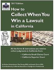 How to Collect When You Win a Lawsuit in California : 2017 Edition by Joseph...