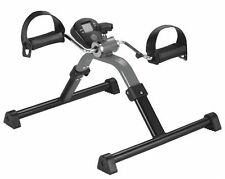 Bewegungstrainer (GRAU) DIGITAL, Arm und Beintrainer, Pedaltrainer, Heimtrainer