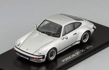 Porsche 911 SC Silver 1978 1/43 05523S Kyosho