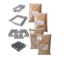 Sparbrand 1, 2, 3, 4 inkl. Spezial-Kalträuchermehl für Fisch, Fleisch, Geflügel