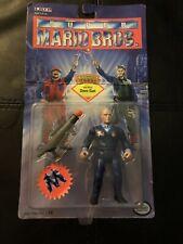 1993 Ertl Super Mario Bros. Brothers Koopa Nintendo MOSC Figure Vintage Rare