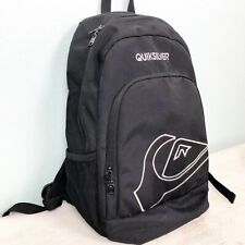 QUIKSILVER black BACKPACK full size