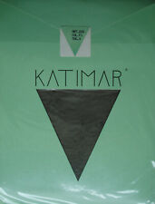 Collant sexy vintage extra fin KATIMAR 226 T4 Sheer Nylon Tights pantyhose Sissy