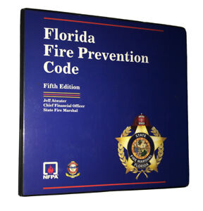 Florida Fire Prevention Code Fifth Edition