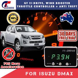 11 Drive Throttle Controller For Isuzu D-Max  MUX 2012-2014