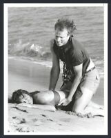 1982 SHERRY MATHIS & RON ARRANTS On SEARCH FOR TOMORROW Vintage Original Photo