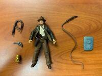 Hasbro Indiana Jones ROTLA Indiana Jones Action Figure COMPLETE MINT HTF