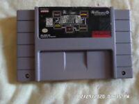 William's Arcade Greatest Hits (Super Nintendo System) SNES Game