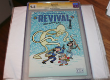 Revival #12 CGC 9.8 SS Tim Seeley & Mike Norton Image Expo 2013 Exclusive 7/13
