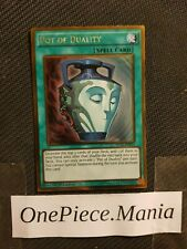 Yu-Gi-OH! Pot Of Duality PGL2-EN055 1st