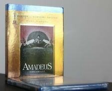 Amadeus (Blu-Ray Disc, 2009) Director's Cut  00006000 Academy Award Slip Rare Brand New!